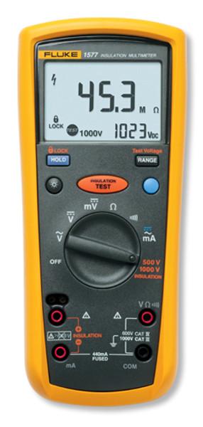 Fluke 1577 Insulation Tester / Multimeter