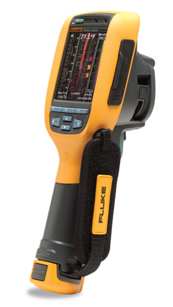 Fluke FLK-Ti125 30Hz Industrial Commercial Thermal Imager Camera