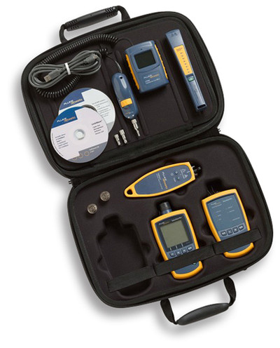 Fluke Networks FTK1350 Multimode Fiber Verification Kit w/ FT500
