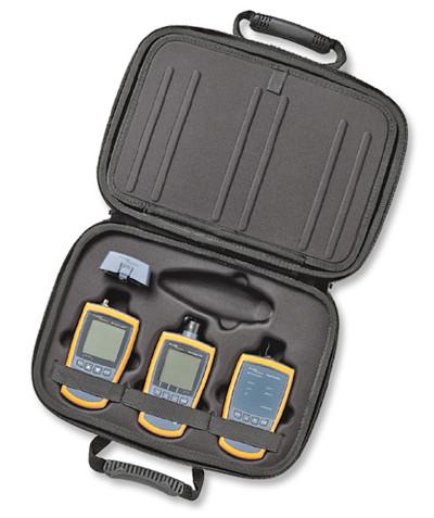 Fluke Networks MS2-FTK Copper & Fiber Basic Technicians Kit