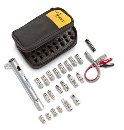 Fluke Networks PTNX8-DLX Pocket Toner Telco/CATV/LAN Deluxe Kit