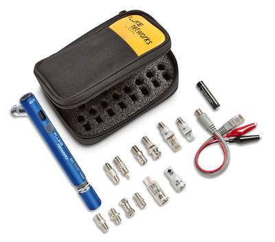 Fluke Networks PTNX2-DLX Coax Pocket Toner Deluxe Kit