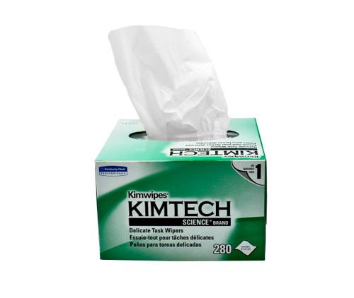 Kimwipes Individual Box, 280 wipes / box