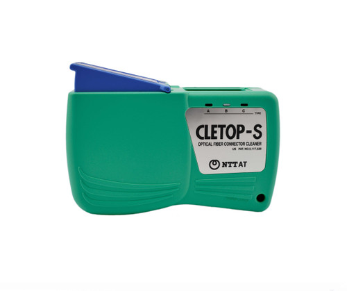 Cletop-S Connector Cleaner, Type B, White Tape