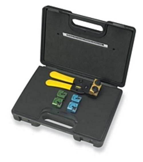 Miller 400 Series Slitter Kit - 2.5, 3.0, and 4.4x8.2mm Head Blocks