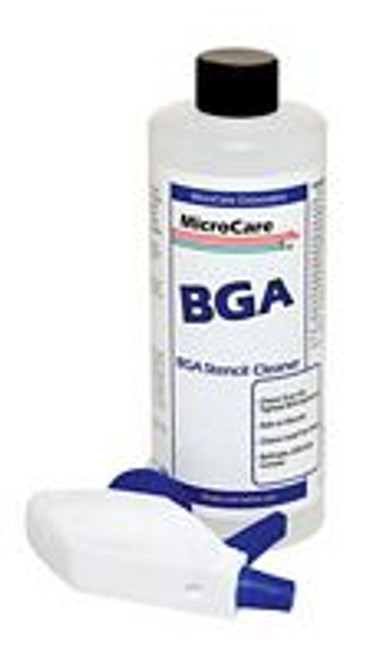 MicroCare BGA Stencil Cleaner, 12 oz. refillable pump spray
