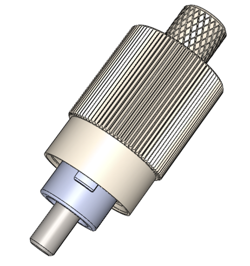 FC 304 Stainless Steel Ferrule Connectors