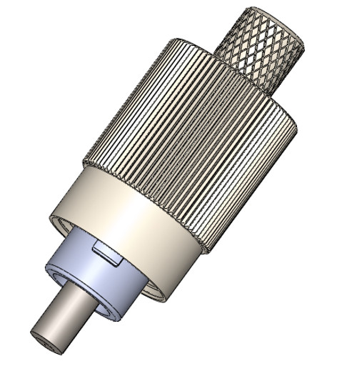 FC Stainless Alloy Ferrule Connectors