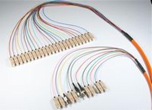 PFP MM Plenum-Rated 12 fiber