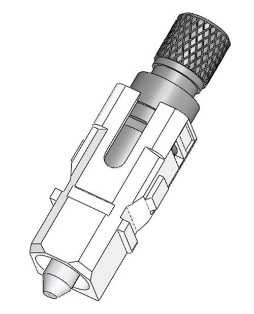 SC/APC Singlemode Connectors, Cone
