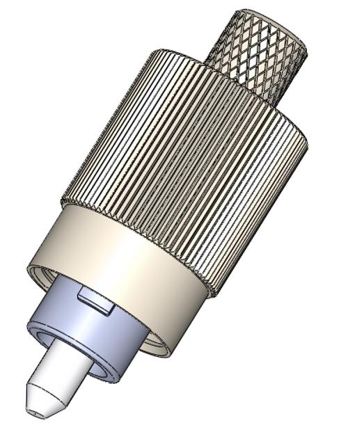 FC/APC Singlemode Connectors, Cone