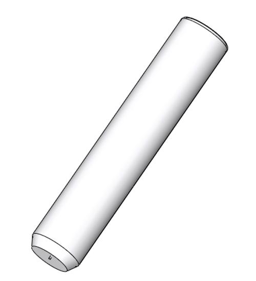 PFP ST 2.5mm OD Singlemode Ceramic Zirconia Ferrules