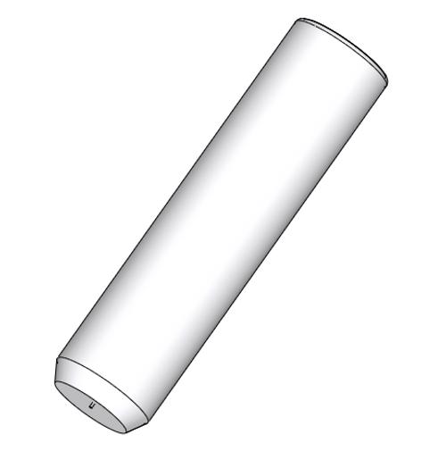 PFP SMA 3.17mm OD Singlemode Ceramic Zirconia Ferrules