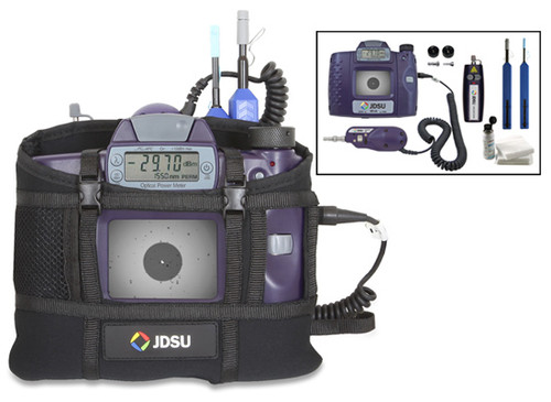 JDSU FIT-S215-PRO Fiber Optic Inspection, Clean & Test Kit