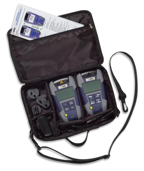 OMK-36 JDSU Enterprise Basic SM/MM SmartPocket Optical Test Kit