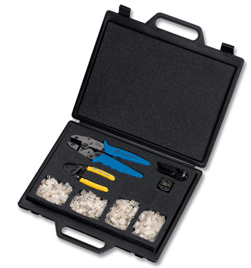 SPC525 Ideal Crimpmaster RJ45 CAT5e Connector Tool Kit