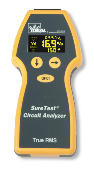 Ideal 61-164 SureTest Circuit Analyzer