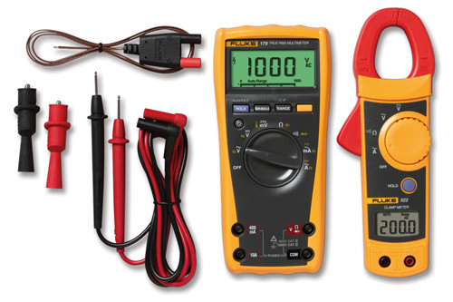 Fluke 179-2/IMSK Industrial Multimeter Service Combo Kit