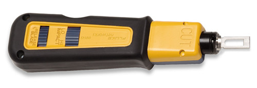 Fluke Networks 10061110 D914S SoftTouch Impact Tool, 110 Blade