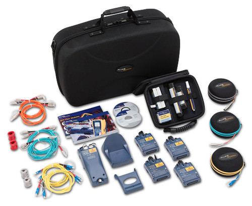 Fluke Networks DTX-OTDR/LL-KIT Compact OTDR Loss Length Kit