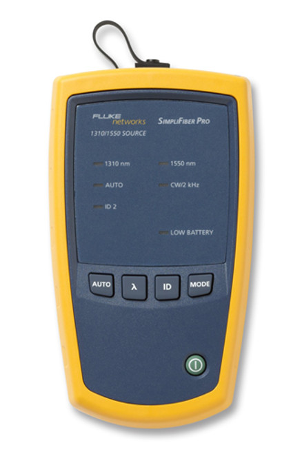 Fluke Networks SFSINGLEMODESOURCE SimpliFiber Pro SM Source