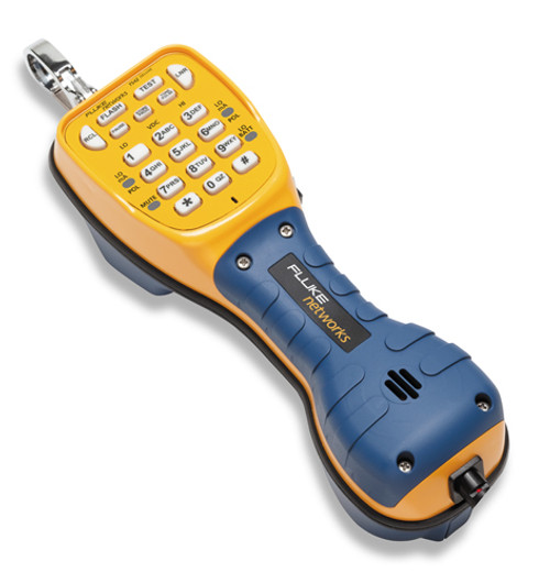 Fluke Networks 42801001 TS42 Deluxe Test Set, Piercing Pin Cord