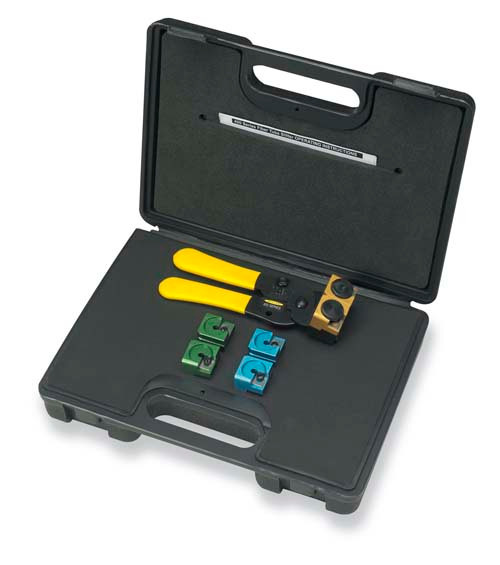 Miller 400 Series Slitter Kit - 2.5, 3.0 and 4.0mm Head Blocks