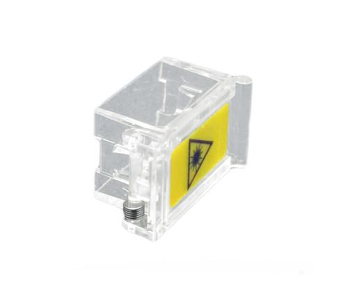 Transparent Shutter Cap For SC Simplex Adapter