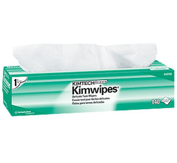 "Kimwipes 14.7"" x 16.6"" wipes / box, 15 box / case"