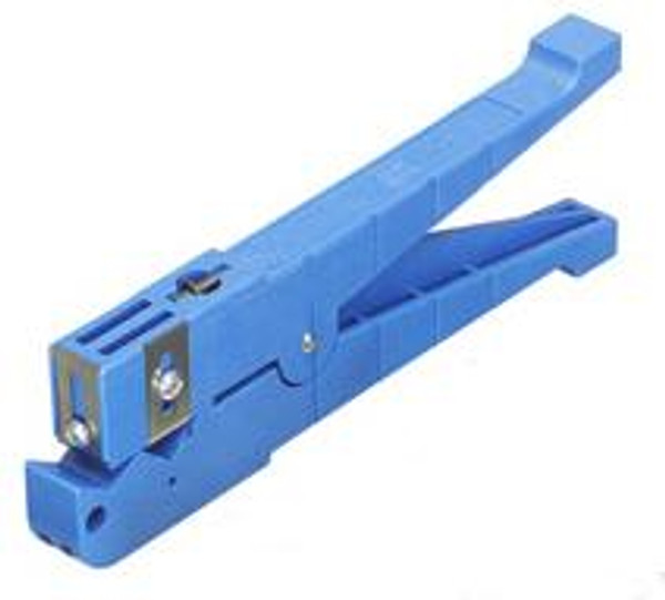 "Ideal 45-163 Two-Step RG58 Coax Stripper, 1/8""-7/32"""