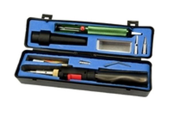 Miller P200KX Gas Torch Kit & De-Solder Pump