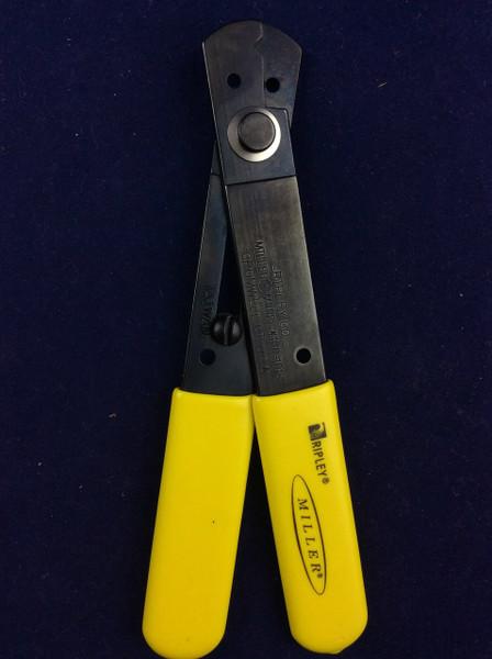 Miller 100 Adjustable Wire Stripper & Cutter
