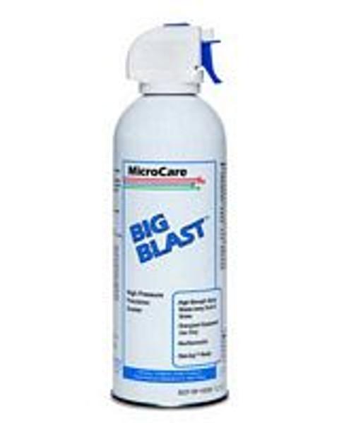 MicroCare Big-Blast Precision Duster, StatZAP Compatible, Aerosol Can 14oz.