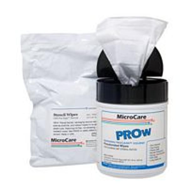 "MicroCare ProClean Stencil Wipes, Presat, 100pk 8""x5"""