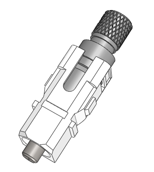 SC 304 Stainless Steel Ferrule Connectors