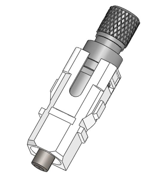 SC Stainless Alloy Ferrule Connectors
