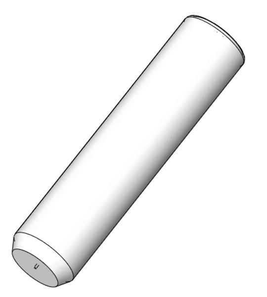 PFP SC 2.5mm OD Multimode Ceramic Zirconia Ferrules