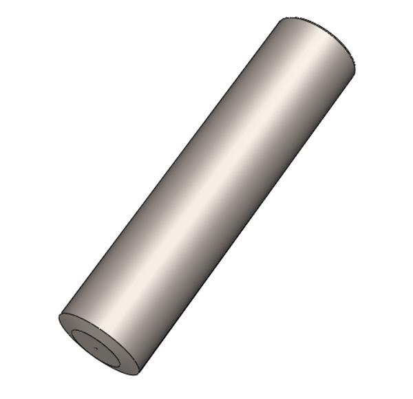 PFP SC 2.5mm OD Multimode Stainless Alloy Ferrules