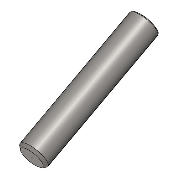 PFP ST 2.5mm OD Multimode 304 Stainless Steel Ferrules