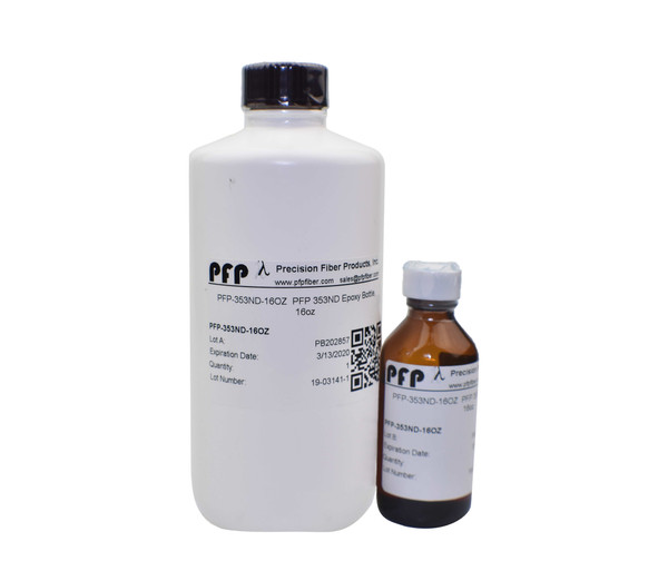PFP 353ND Epoxy Bottles