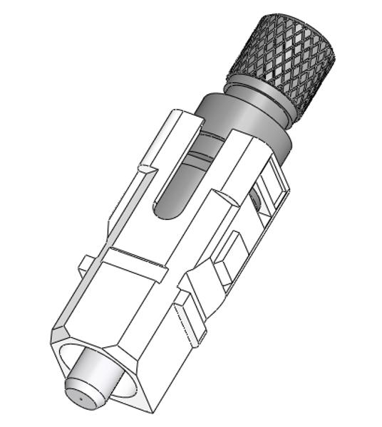 SC Connectors - PM (Polarization Maintaining), Cone