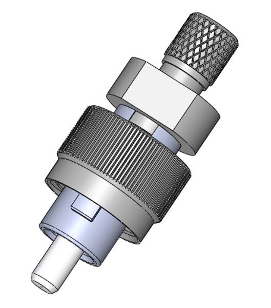 FC Connectors - PM (Polarization Maintaining), Dome