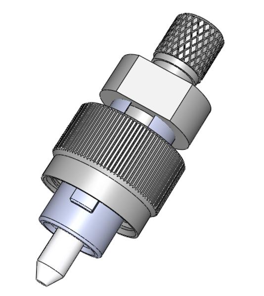 FC/APC Connectors - PM (Polarization Maintaining), Cone