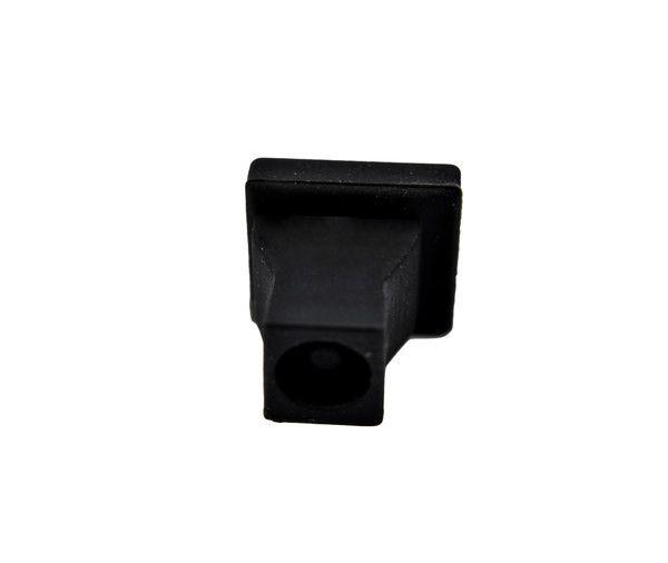 SC Adapter Dust Cap, Simplex, Black Rubber type