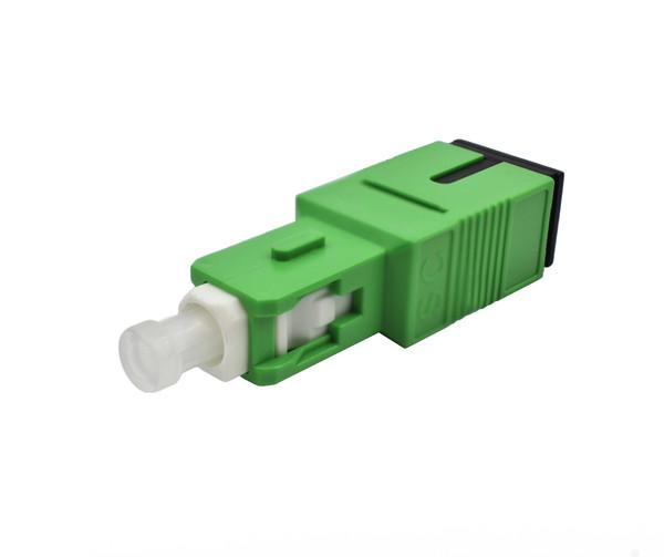 SC/APC Singlemode Fixed Attenuator