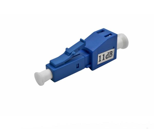 LC/UPC Singlemode Fixed Attenuator
