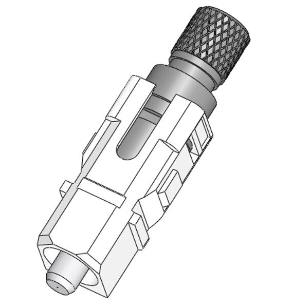 SC Singlemode Connectors, Pre-Domed