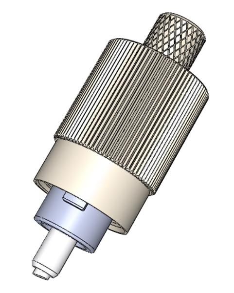 FC/APC Singlemode Connectors, Step