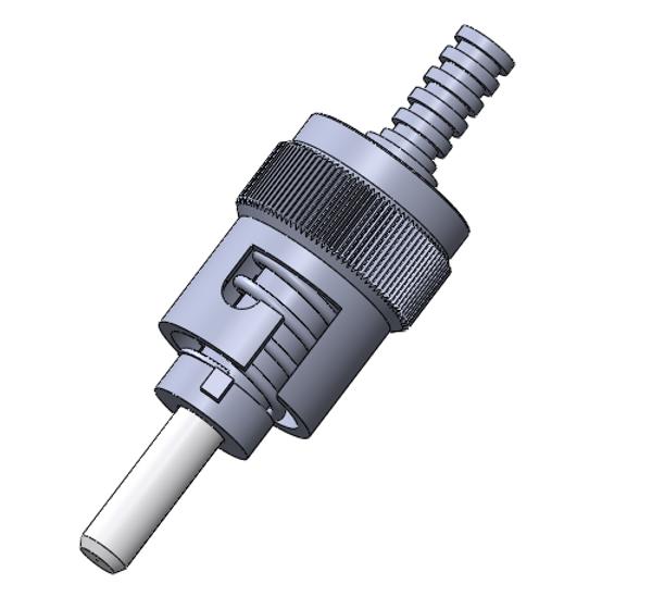 ST  Singlemode Connectors