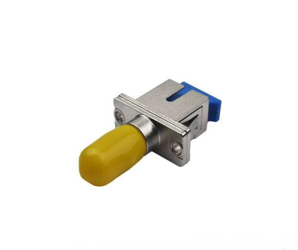 SC - ST Hybrid Mating Adapter